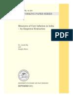 RBI Measures of Cjjore Inflation in India BRI.pdf