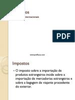 Aula 11 - Política Brasileira de Importação
