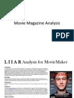 movie magazine analysis