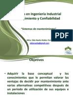 Clase 1y2 Mod 1 Emisión 4 Maestría en Ing Ind  Mtto y Confiabilidad 2012