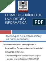 Marco Juridico de La Auditoria Informatica