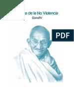 El Arte de La No Violencia - Ghandi