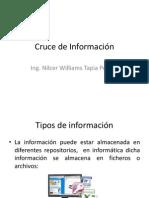 Cap 1. Tipos de Informacion