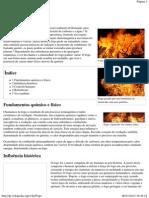 Fogo – Wikipédia, a enciclopédia livre
