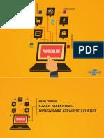 Email Marketing - Design Para Atrair Seu Cliente