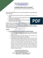Las 4 Necesidades Básicas Del Ser Humano.pdf