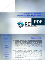 5 RETO ISO 27001