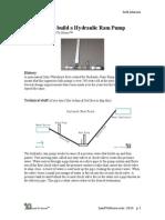 Hydraulic Ram Pump1 v1