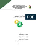 La_Industria en Venezuela Resumen 2013