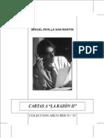 """CARTAS A """"LA RAZÓN"""" II"""