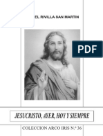 JESUSCRISTO, AYER, HOY Y SIEMPRE