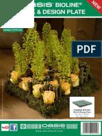 Flyer OASIS® BIOLINE® Work & Design Plate
