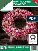 Flyer OASIS® ECObase® Deco-Wreath
