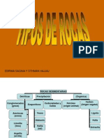 Tipos de Rocas1