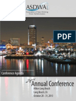 ASDWA Annual Conference 2013