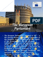 The European Parliament.pptx