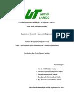 Caracteristicas de la Cultura Organizacional .docx