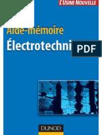 Aide Memoire Electro Technique