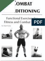 Combat Conditioning, Matt Furey,
