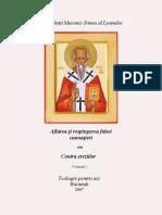 Irineu al Lyonului - Contra ereziilor 1.pdf
