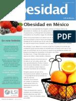Boletín Obesidad