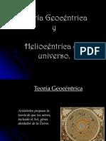 Teoria Helio y Geocentrica