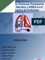 Power de Hipertencion Pulmonar Persistente