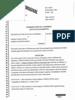Cortez Quinn & Andre Antoine Complaint Warrant