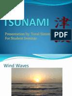 Physics of tsunamis presentation