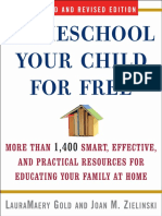 Home School Your Child for Free by LauraMaery Gold and Joan M. Zielinski - Excerpt