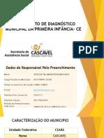 INSTRUMENTO DE DIAGNÓSTICO MUNICIPAL DA PRIMEIRA INFÂNCIA- CE