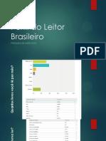 Perfil do Leitor Brasileiro