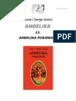 Anne i Serge Golon - Andjelika 13 Andjelika pobjedjuje.doc
