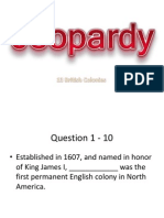 13 colonies jeopardy review.pptx
