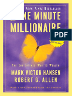 One Minute Millionaire by Mark Victor Hansen and Robert G. Allen - Excerpt