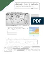 1.1 Teste Diagnóstico  - Ambiente natural e primeiros povos (2)