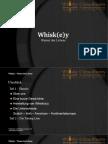 Praesentation Einsteiger-Tasting Whisky Consultants