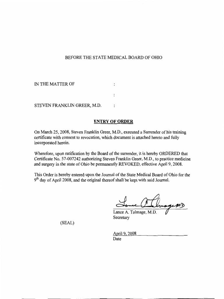 Steven-Franklin-Greer-1.pdf | Substance Dependence | Psychiatry