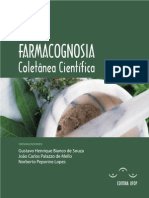 FARMACOGNOSIA  - COLETÂNEA CIENTÍFICA