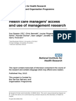Dopson et al (2013) Health care managers' access & use of management research.pdf
