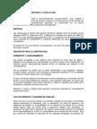 Especificaciones Tecnicas de ACERO DE REFUERZO f'Y=4200 KG por CM2
