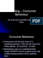 Marketing+–+Consumer+Behaviour.ppt