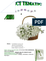 61834513 Primavara in Sarbatoare Proiect Tematic