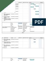 Diagrama de Gantt Proyecto Domingo Savio S.I.G.