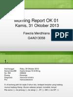 laporan anestesi