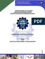 Mecanica de Rocas-Informe