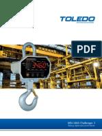 Toledo Balanca Para Ponte Rolante Msi 3460 770159