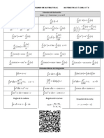 formulario mate VI Área I y II