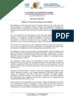 Lima Declaration