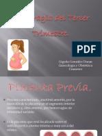 Hemorragias Del 3 Trimestre - Gigiola